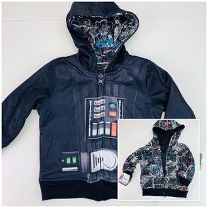 Star Wars Reversible Full Zip Hoodie